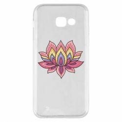 Чехол для Samsung A5 2017 Lotus - FatLine