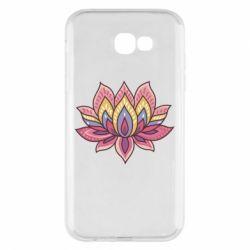 Чехол для Samsung A7 2017 Lotus - FatLine