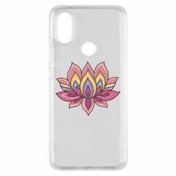Чехол для Xiaomi Mi A2 Lotus - FatLine