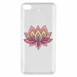 Чехол для Xiaomi Mi 5s Lotus - FatLine