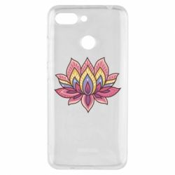 Чехол для Xiaomi Redmi 6 Lotus - FatLine