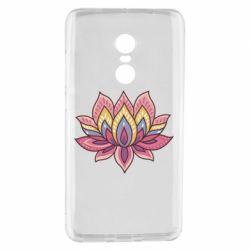 Чехол для Xiaomi Redmi Note 4 Lotus - FatLine