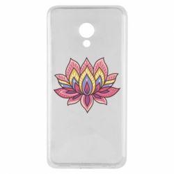 Чехол для Meizu M5 Lotus - FatLine