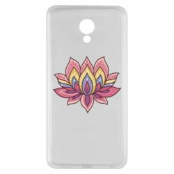 Чехол для Meizu M5 Note Lotus - FatLine