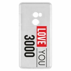Чехол для Xiaomi Mi Mix 2 Love 300