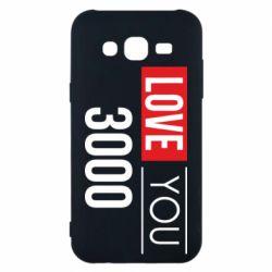 Чехол для Samsung J5 2015 Love 300
