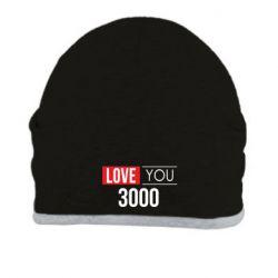 Шапка Love 300