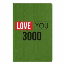 Блокнот А5 Love 300