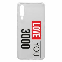 Чехол для Xiaomi Mi9 Love 300