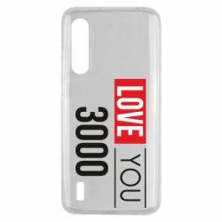 Чехол для Xiaomi Mi9 Lite Love 300