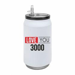 Термобанка 350ml Love 300