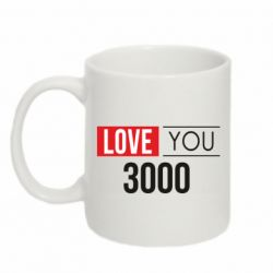 Кружка 320ml Love 300
