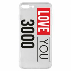 Чехол для iPhone 8 Plus Love 300
