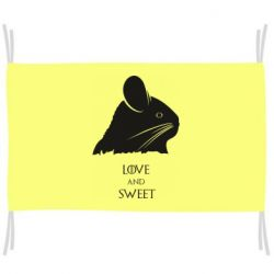 Прапор Love and sweet game of thrones