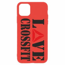 Чохол для iPhone 11 Love CrossFit