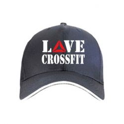 Кепка Love CrossFit - FatLine