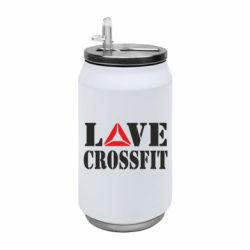 Термобанка 350ml Love CrossFit
