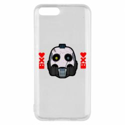 Чехол для Xiaomi Mi6 Love death and robots