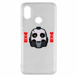 Чехол для Xiaomi Mi8 Love death and robots