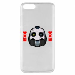 Чехол для Xiaomi Mi Note 3 Love death and robots