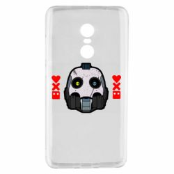 Чехол для Xiaomi Redmi Note 4 Love death and robots