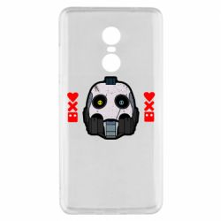 Чехол для Xiaomi Redmi Note 4x Love death and robots