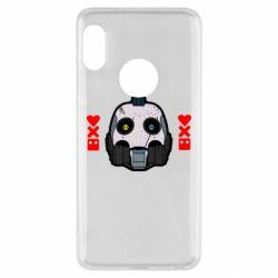Чехол для Xiaomi Redmi Note 5 Love death and robots