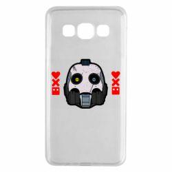 Чехол для Samsung A3 2015 Love death and robots