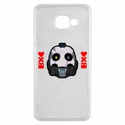 Чехол для Samsung A3 2016 Love death and robots