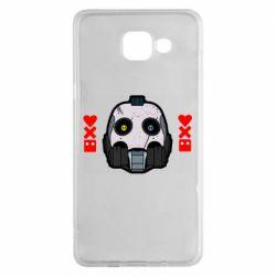 Чехол для Samsung A5 2016 Love death and robots