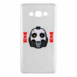 Чехол для Samsung A7 2015 Love death and robots
