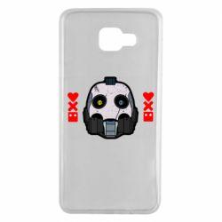 Чехол для Samsung A7 2016 Love death and robots
