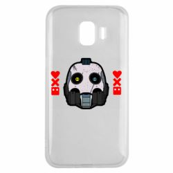 Чехол для Samsung J2 2018 Love death and robots