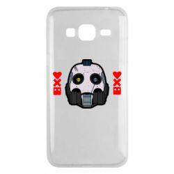 Чехол для Samsung J3 2016 Love death and robots