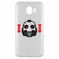 Чехол для Samsung J4 Love death and robots