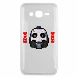 Чехол для Samsung J5 2015 Love death and robots