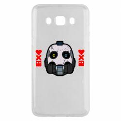 Чехол для Samsung J5 2016 Love death and robots