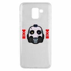 Чехол для Samsung J6 Love death and robots