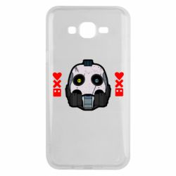 Чехол для Samsung J7 2015 Love death and robots