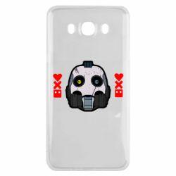 Чехол для Samsung J7 2016 Love death and robots