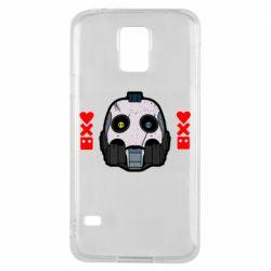 Чехол для Samsung S5 Love death and robots