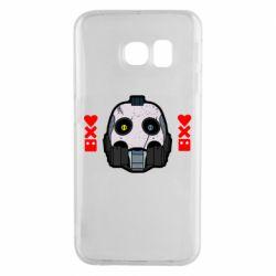 Чехол для Samsung S6 EDGE Love death and robots