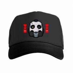 Кепка-тракер Love death and robots