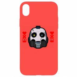 Чехол для iPhone XR Love death and robots