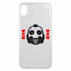 Чехол для iPhone Xs Max Love death and robots