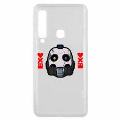 Чехол для Samsung A9 2018 Love death and robots