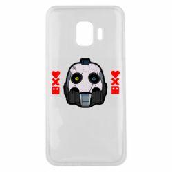 Чехол для Samsung J2 Core Love death and robots