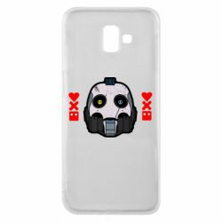 Чехол для Samsung J6 Plus 2018 Love death and robots