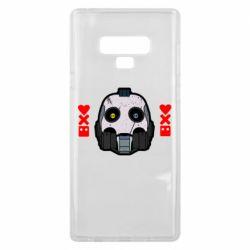 Чехол для Samsung Note 9 Love death and robots