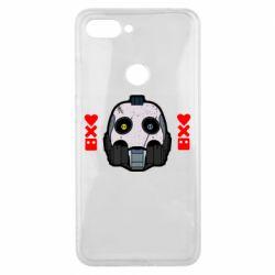 Чехол для Xiaomi Mi8 Lite Love death and robots